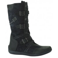 Hush Puppies Dangergirl Black