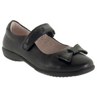 Lelli Kelly Perrie LK8206 Black Leather F Fitting School Shoes