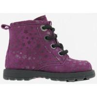 Primigi Ariel Dark Pink Lace Boots