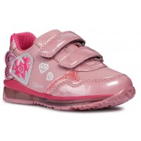 Geox Todo Pink Trainers