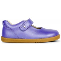 Bobux I-walk Delight Grape Comet Shoes