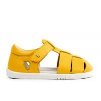 Bobux I-walk Tidal Yellow Quick Dry Sandals