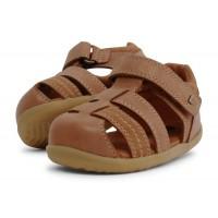 Bobux Step Up Roam Caramel Sandals
