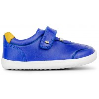 Bobux Step Up Ryder Blueberry Shoes