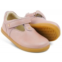 Bobux I-walk Louise Dusk Pearl T-bar Shoes