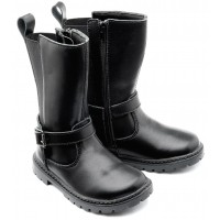 Chipmunks Bonnie Black Boots
