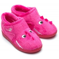 Chipmunks Daniella Pink Slippers