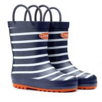 Chipmunks Jack Navy Blue Wellingtons