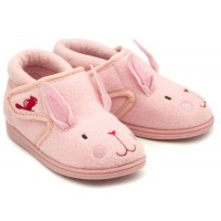 Chipmunks Katie Pink Slippers