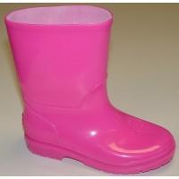 Cotswold PVC Pink Wellingtons