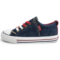 Levis Original Low Denim Canvas Shoes