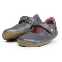 Bobux Delight Grey Shimmer Size EU 19 / UK 3