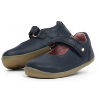 Bobux Step Up Delight Navy Shoes