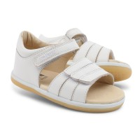 Bobux I-walk Spring White Sandals