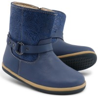 Bobux I-walk Quest Dutch Blue Boots