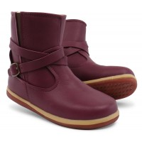 Bobux Kid+ Sway Bordeaux Boots