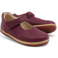 Bobux Kid+ Charm Bordeaux Shoes