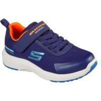 Skechers Dynamic Tread Blue Waterproof Trainers