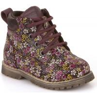 Froddo G2110062-7 Flower Print Boots