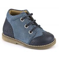 Froddo G2130087-1 Navy Blue Boots