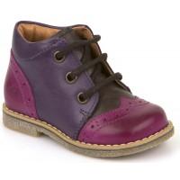 Froddo G2130150-1 Purple Pink Boots