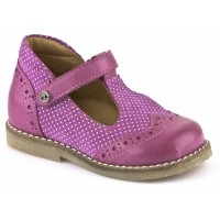 Froddo G2140021 Pink T-bar Shoes