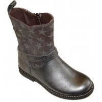 Froddo G3160085-2 Silver Mid Boots