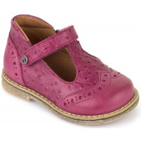 Froddo G2140026-1 Pink T-bar Shoes