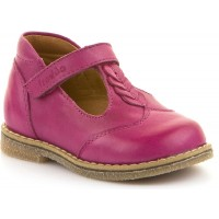 Froddo G2140038-3 Fuchsia Pink T-bar Shoes