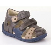 Froddo G2150087-1 Grey Closed Toe Sandals
