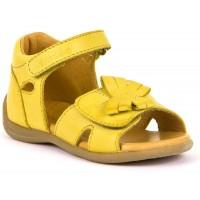 Froddo G2150116 Yellow Sandals