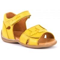 Froddo G2150134-1 Yellow Sandals