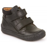 Froddo G3110098 Black Leather School Boots
