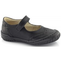 Froddo G3140007-3 Black School Shoes