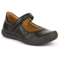 Froddo G3140053-2 Black Leather School Shoes