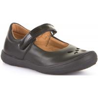 Froddo G3140076 Black Leather School Shoes