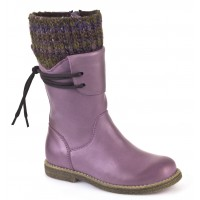 Froddo G3160054-2 Lilac Tall Boots