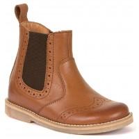 Froddo G3160100-2 Cognac Brown Chelsea Boots
