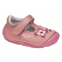 Hush Puppies Gert Pink Pre-Walkers