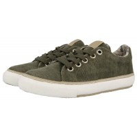 Gioseppo 38974 Khaki Canvas Shoes
