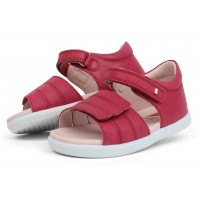 Bobux I-walk Hampton Dark Pink Sandals