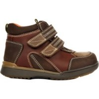 Hush Puppies Crust Brown