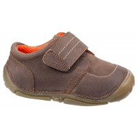 Hush Puppies Leo Brown Pre-walkers