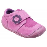 Hush Puppies Mimi Pink Pre-walkers