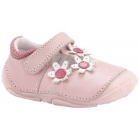 Hush Puppies Ruby Pale Pink Pre-walkers