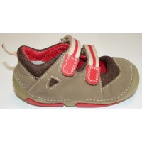 Hush Puppies Toy Taupe Nubuck