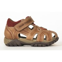 Hush Puppies Ivan Brown Sandals