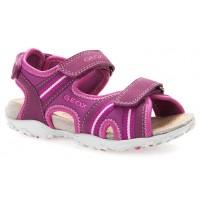 Geox Roxanne Fuchsia Sandals