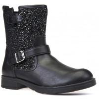 Geox Sofia Black Boots