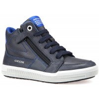 Geox Arzach Navy Royal Boots